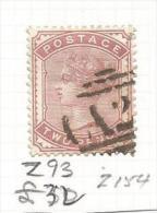Malta GB Stamps Used In Malta Z154 - Malta
