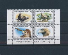 (WWF-285) W.W.F. Macedonia Imperial Eagle / Bird MNH Stamps 2001 - W.W.F.