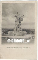 ANGOULÊME - Monument à Carnot, Par Raoul Verlet - Angouleme