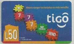 = HONDURAS  = ( Nr. 0421 ) - Honduras