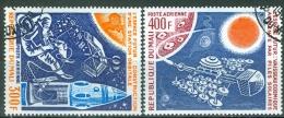 Mali 1976 Futuristic Space Achievements - Lot. 2514 - Mali (1959-...)