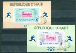 Haiti 1969 Olympic Games Mexico - Lot. A310 - Summer 1968: Mexico City