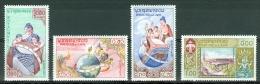 Laos 1958 UNESCO MNH** - Lot. 2525 - Laos