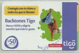 = HONDURAS  = ( Nr. 0430 ) - Honduras