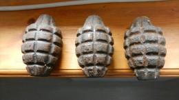 Corps Grenades Us Inerte - Armes Neutralisées