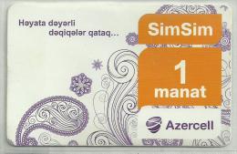 = AZERBAIJAN  = ( Nr. 0439 ) - Azerbaïjan