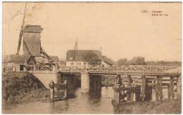 02446 MOULIN - CANAL - Loovaart - Molen - Loo - 1926 - Lo-Reninge