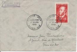 1er Jour Jules Ferry - 1921-1960: Modern Period