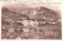 Lalley (38) Le Mont Barral - France