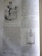 La Photographie , De La Perspective , Gravure De 1863 Avec Texte / 2 Pages - Documents Historiques