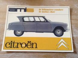 Ami6 Citroën Cpm - Passenger Cars