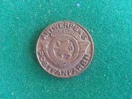Antwerpen's Postfanfaren, 1893-1913, 6 Gram (medailles0070) - Belgium