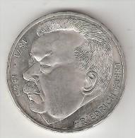 Germany 5 Mark 1975 J   Km 141    Unc - [ 7] 1949-… : FRG - Fed. Rep. Germany