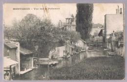 MONTARGIS . Vue Sur Le Puiseaux . - Montargis