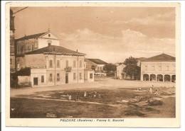 A255 POLESINE -  PIAZZA G. MAZZINI    (MANTOVA) - Mantova