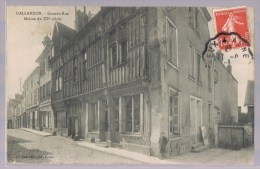 GALLARDON . Grande Rue . - Other Municipalities
