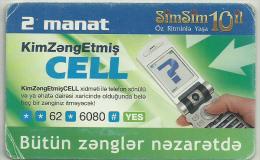 = AZERBAIJAN  = ( Nr. 0444 ) - Azerbaïjan
