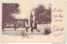 ASNIERES - 92 - Quai D´Asnières - Asnieres Sur Seine