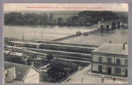 MERICOURT . Ecluses . - France