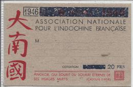 Indochine En 1946, ANgkor Pub - Indochina (1889-1945)