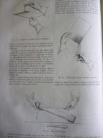 La Photographie , Chassis Négatif , Collodion , Bain D'argent , Gravure De 1863 Avec Texte / 2 Pages - Documents Historiques