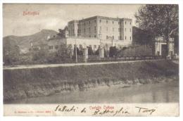 Battaglia Castello Cattaio VIAGGIATA Primi 900 ( Conservazione Come Da Scan  ) C.1624 - Padova