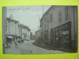 Matour ,place De La Pompe ,état - France