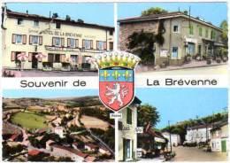 Souvenir De La Brévenne (multivues, Hôtel, Tabac, ..) - France