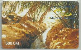 = MAURITANIA  = ( Nr. 0466 ) - Mauritanien