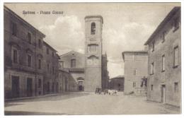 Bettona Piazza Cavour VIAGGIATA 1935 ( Conservazione Come Da Scan  ) C.1627 - Other Cities