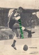 FOOT BALL - PHOTO   FONTAINE - MIROIR SPRINT - Sports