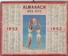Almanach Des PTT/ / 1953       CAL164 - Big : 1941-60