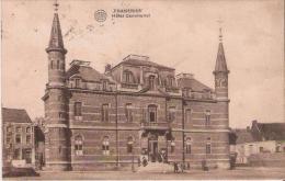 FRAMERIES HOTEL COMMUNAL 1921 - Frameries