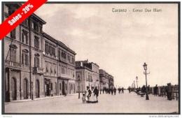 1911 TARANTO CORSO DUE MARI FP NV SEE 3 SCANS ANIMATA - Taranto