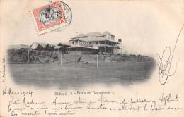 ¤¤  -  DJIBOUTI    -   Palais Du Gouverneuren 1904  -  Oblitérations   -  ¤¤ - Gibuti