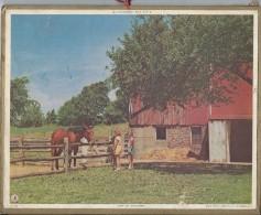 Almanach Des PTT/Avecfeuillets / Vive Les Vacances / Eure Et Loir / 1959     CAL174 - Big : 1941-60