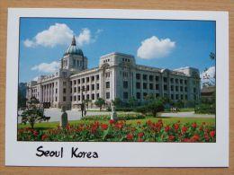 Seoul  National Museum / Korea South - Corea Del Sud