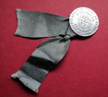 ACORES - JUNTA GERAL DE ANGRA DO HEROISMO - EXPOSICAO PECUARIA DE 1924 - Tokens & Medals