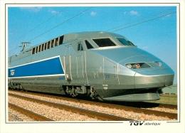 CPSM TGV-Train à Grande Vitesse    L1631 - Eisenbahnen