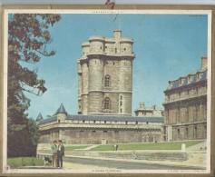 Almanach Des PTT/avec  Feuillets Au Verso  / Le Donjon De Vincennes / Eure / 1960     CAL177 - Big : 1941-60