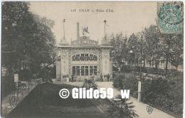 LILLE - Palais D'Eté (animée) - N° 103 - Lille