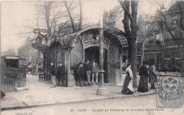 (14) Caen - La Gare Du Tramway Au Carrefour St Saint Pierre - - Caen