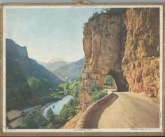 Almanach Des PTT/manque Des Feuillets Au Verso /Les Gorges Du Tarn  / 1966     CAL181 - Big : 1941-60