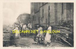 31 // ABBAYE SAINTE MARIE DU DESERT      RELIGIEUX AU TRAVAIL - Frankrijk
