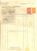 JUDAICA ZAGREB JOSUA M.ISRAEL YEAR 1935 - Andere