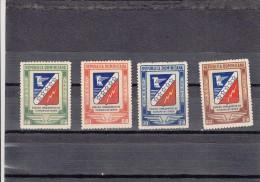 Republica Dominicana Nº A58 Al A61 - Dominikanische Rep.