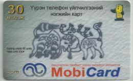 = MONGOLIA  = ( Nr. 0503 ) - Mongolei