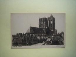 CPA  CAEN - 14 - L´église St Jean - Calvados - Caen