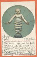 N14/ 143, Firenze, Condo Di Andrea Della Robbia, Précurseur, Circulée 1910 - Firenze (Florence)