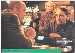 BABYLON 5     SCOTT  ADAMS    WARNER  BROS.  1998 - Babylon 5